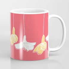 Cherry Blossom: Red Mug