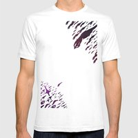 Mass Effect 100% Readine… Mens Fitted Tee White SMALL