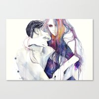 wakeful Canvas Print