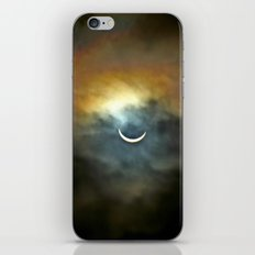 Solar Eclipse 2 iPhone & iPod Skin