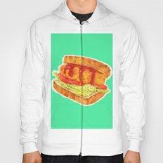 Burger Sandwich Hoody