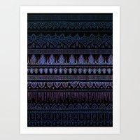 Menka {C} Art Print