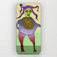 Baby Woman iPhone & iPod Skin