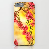 iPhone & iPod Case featuring Spring is beautiful by Pirmin Nohr
