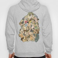 1001 Faces Hoody