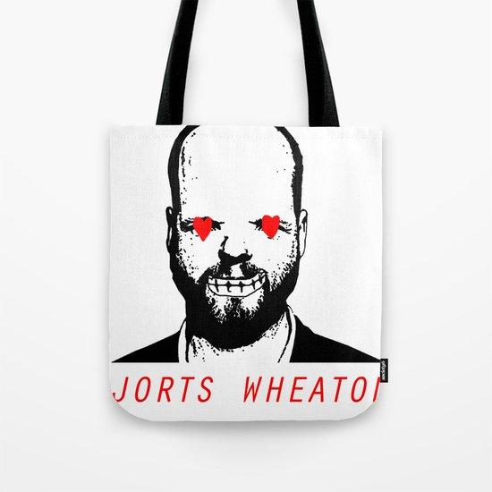 JORTS WHEATON Tote Bag