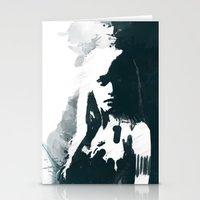 Daenerys / Khaleesi Of G… Stationery Cards