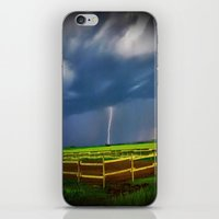 Lightening iPhone & iPod Skin