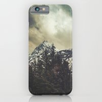 Alpine Twin Peaks iPhone 6 Slim Case