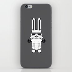 Sr. Trolo / Stormtropper Gray iPhone & iPod Skin