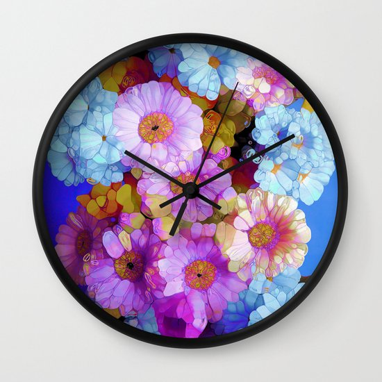 POP 2 Wall Clock