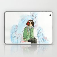 Haunted Laptop & iPad Skin