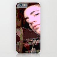 Stylized Geisha iPhone 6 Slim Case