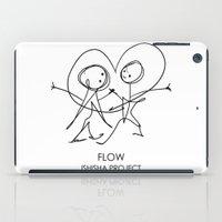 FLOW by ISHISHA PROJECT iPad Case