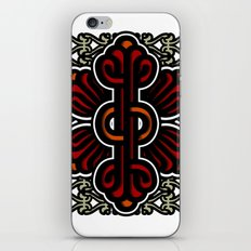 Biotica 2 iPhone & iPod Skin