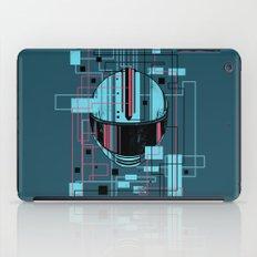 Reticent. iPad Case