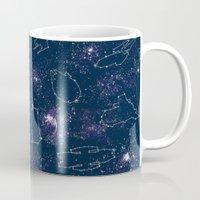 Star Ships Mug