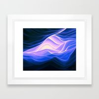 Winds Framed Art Print