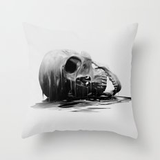 Hereafter Throw Pillow