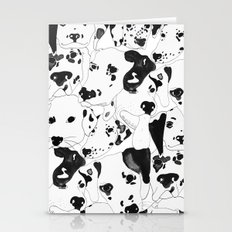 Dalmatian Dots Stationery Cards