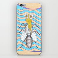 Glamour Fly iPhone & iPod Skin