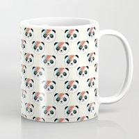 Bowie Panda  Mug