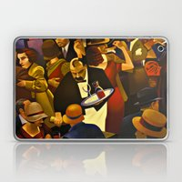 The Speakeasy Laptop & iPad Skin