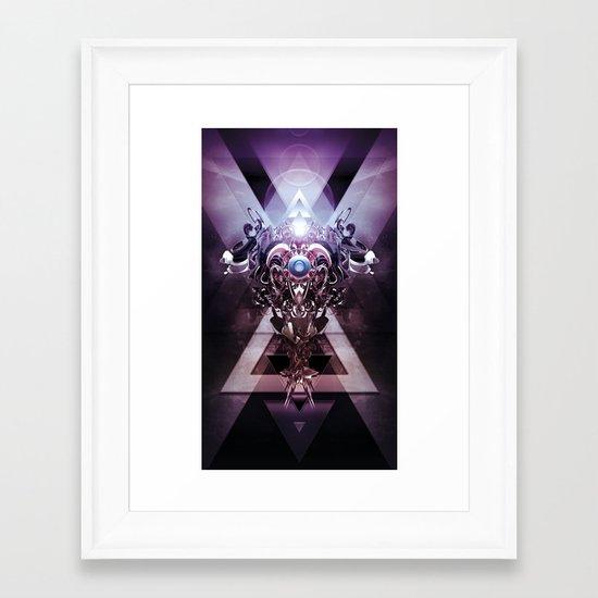 Vanguard mkii Framed Art Print