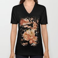 Blossom Crush Unisex V-Neck