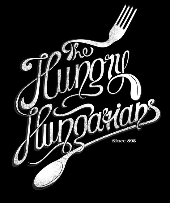 The Hungry Hungarians Canvas Print