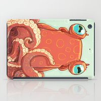 Goldie the Octopus iPad Case