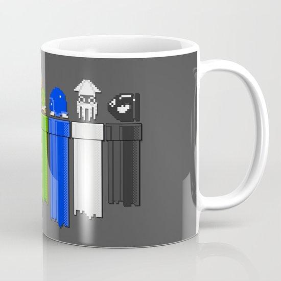 Drainbow Mug