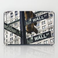Concrete jungle where dreams are made of... iPad Case