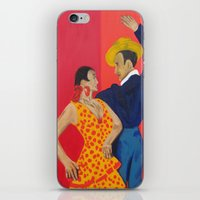 Jose y Lola iPhone & iPod Skin