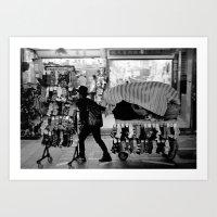 Taipei #1 Art Print