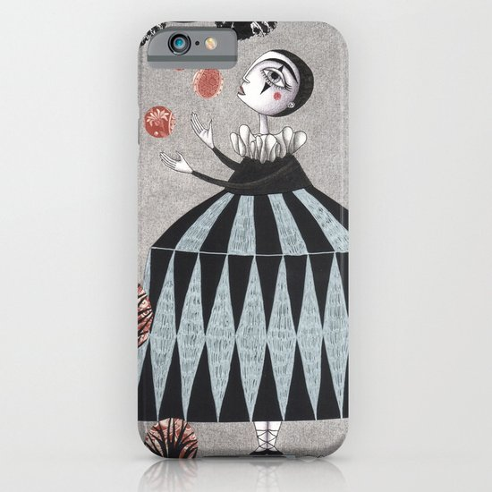The Juggler's Hour iPhone & iPod Case