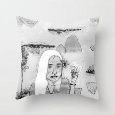 Blancontrol Throw Pillow