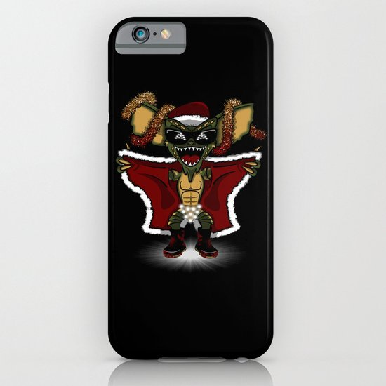 Flashing Through The Snow iPhone & iPod Case