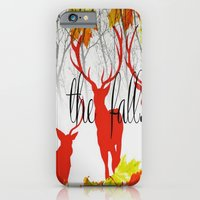 iPhone Cases featuring in the fall... by shannon's art space