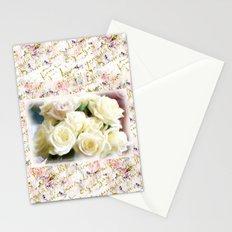 Isn't it romantic Stationery Cards