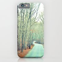iPhone & iPod Case featuring Off the Grid by Elina Cate