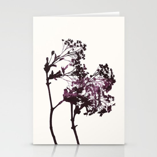 sugar maple 1 Stationery Card