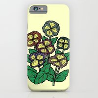 Technicolor Flowers iPhone 6 Slim Case