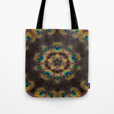 The Eye of the Peacock Tote Bag