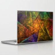 Star Network Laptop & iPad Skin