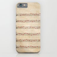 iPhone & iPod Case featuring Love Music by Catherine Doolan