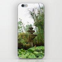 Lush Hideaway iPhone & iPod Skin