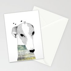 Mr. Galgo Dog Stationery Cards