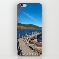 Loch Ness, Scotland iPhone & iPod Skin