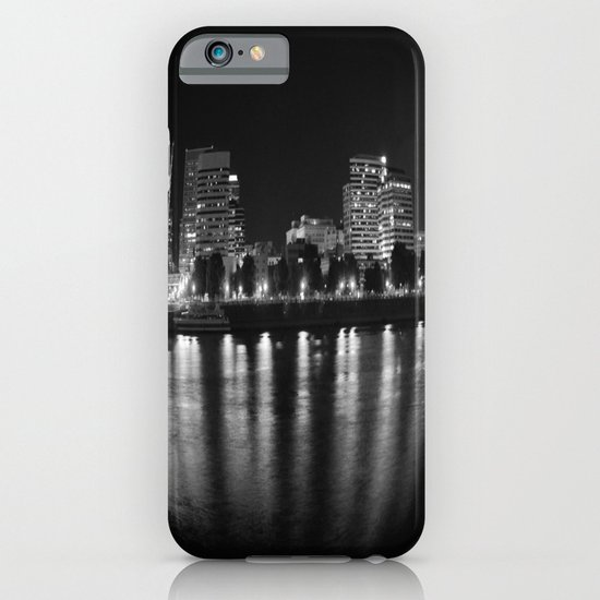 living in a fish bowl iPhone & iPod Case